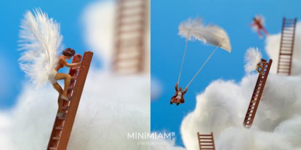 Le Monde mag parachutisme