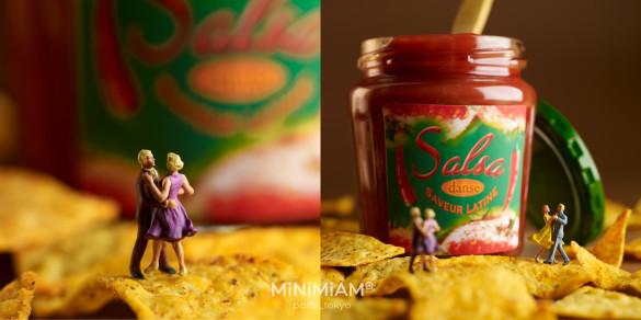 Le Monde mag salsa