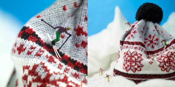 Le Monde mag ski