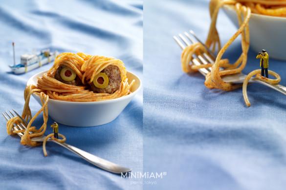 bonbek monstre spaghetti 2012
