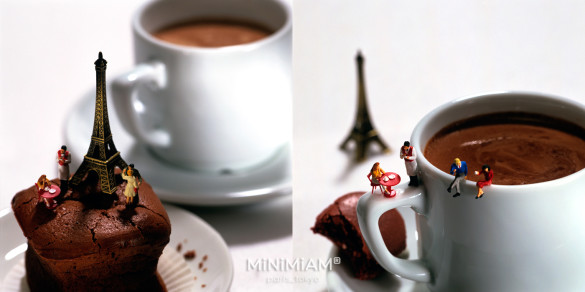Salon du chocolat chocolat-chaud